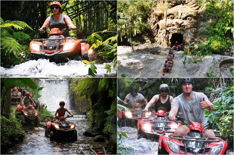 Abiansila ATV Ride Ubud Adventure 2