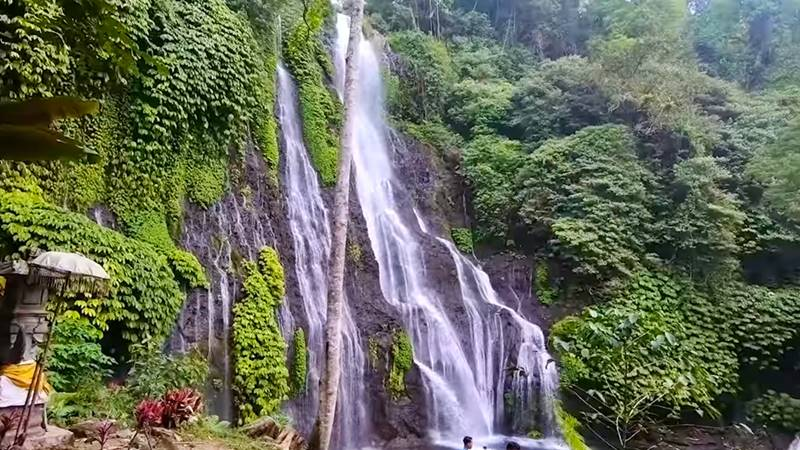 Bali Natural Charm and Waterfall Tour 3