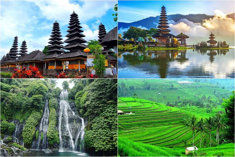 Bali World Heritage and Country Side Tour 2