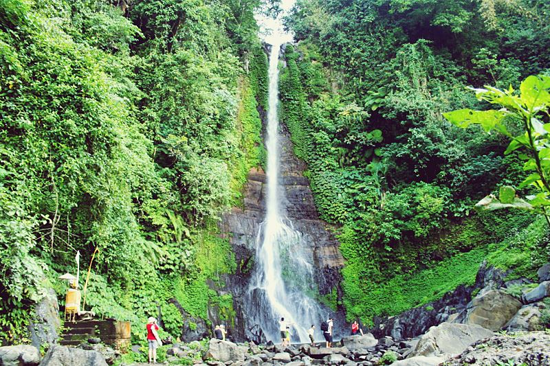 Gitgit Waterfall 1