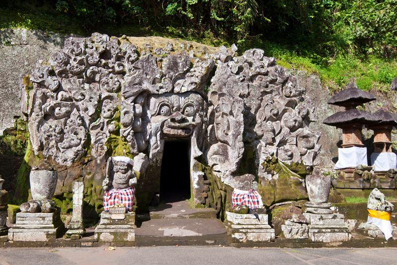 Goa Gajah Temple 1
