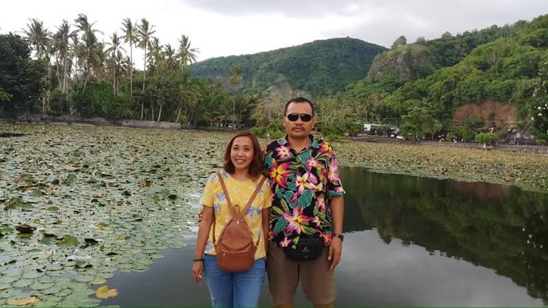 Lotus Lagoon Candidasa 1