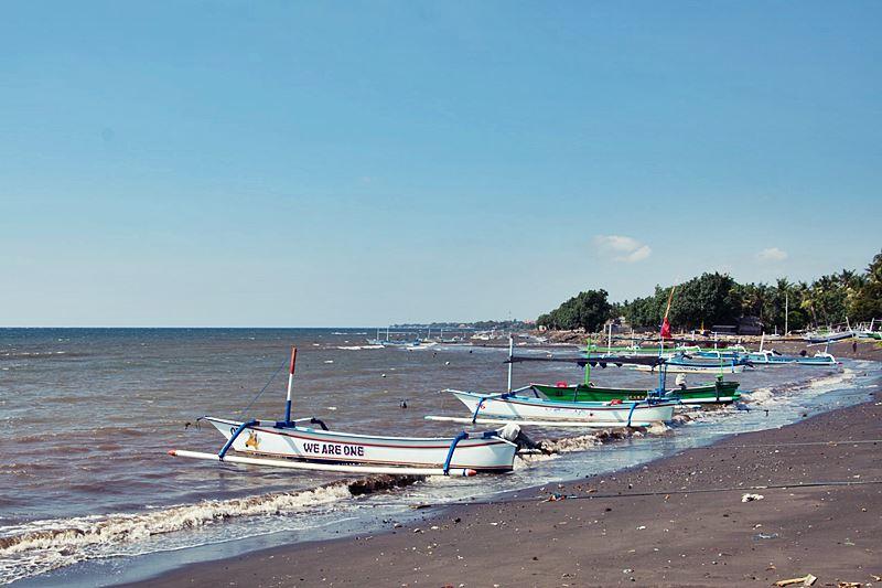Lovina Beach 1