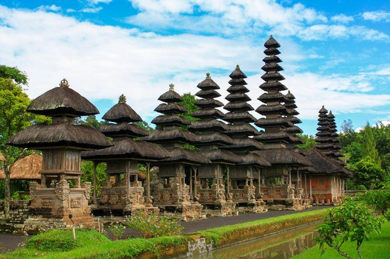 Taman Ayun Temple 1