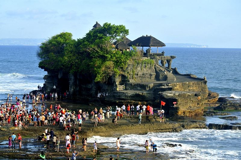 Tanah Lot Temple 1