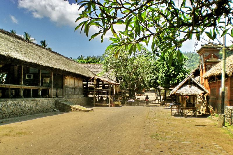 Tenganan: Ancient Village 1