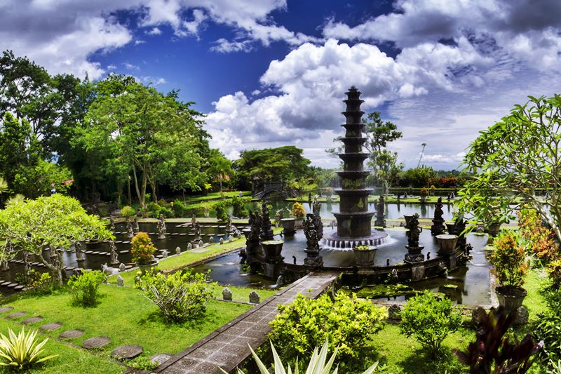 Tirta Gangga: Ancient Water Palace 7