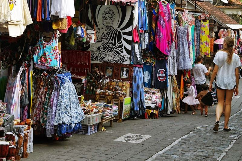 Ubud Art Market 1
