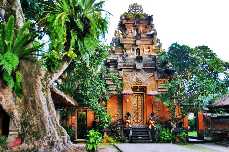 Ubud Royal Palace 1