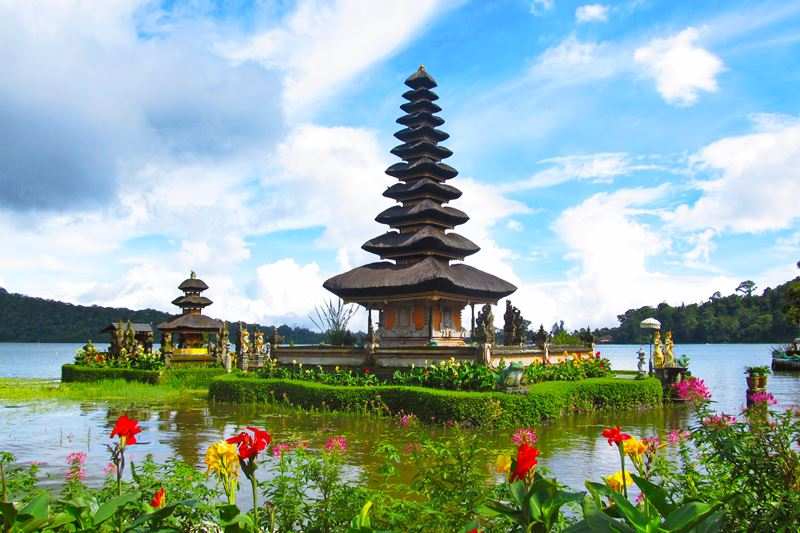 Bali Natural Charm and Waterfall Tour 7